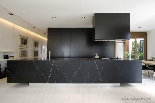 Tại sao nên sử dụng đá marble ốp bếp?