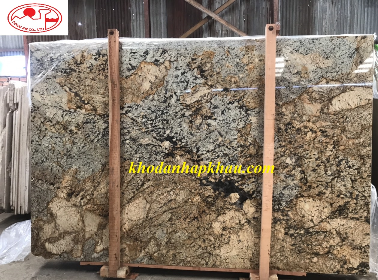 Đá Granite Exotic gold